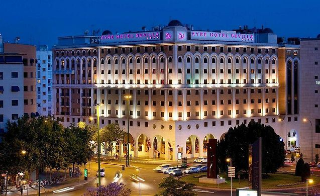 Ayre Hotel Sevilla Seville Book Your Stay In Advance And Save On Great Rates